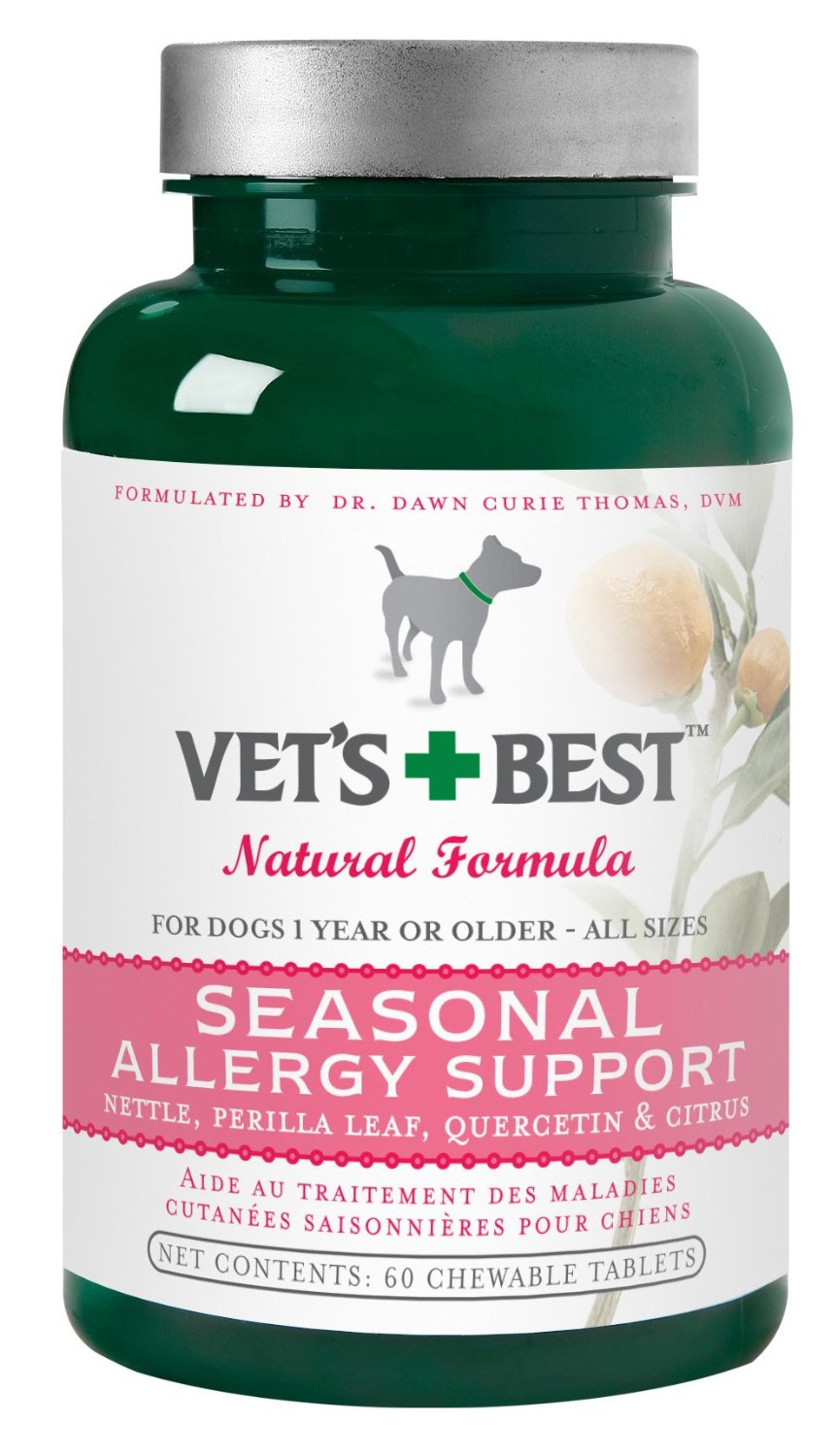 Vets Best Allergy tablets