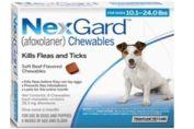 NexGuard chewables flea and tick