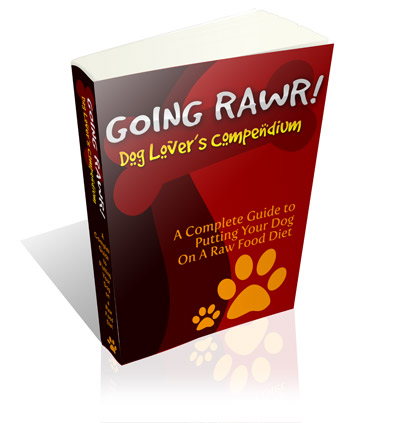 Best Book Advice On Raw Food For Dogs