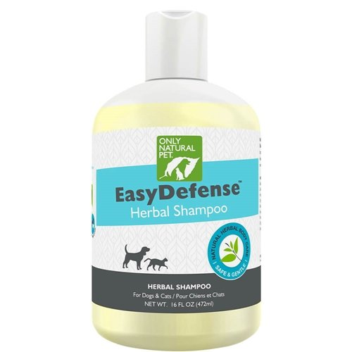 Herbal Defense flea and tick shampoo