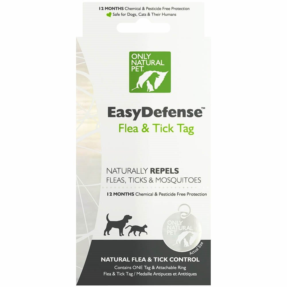 EasyDefense Repellent Tick Tag