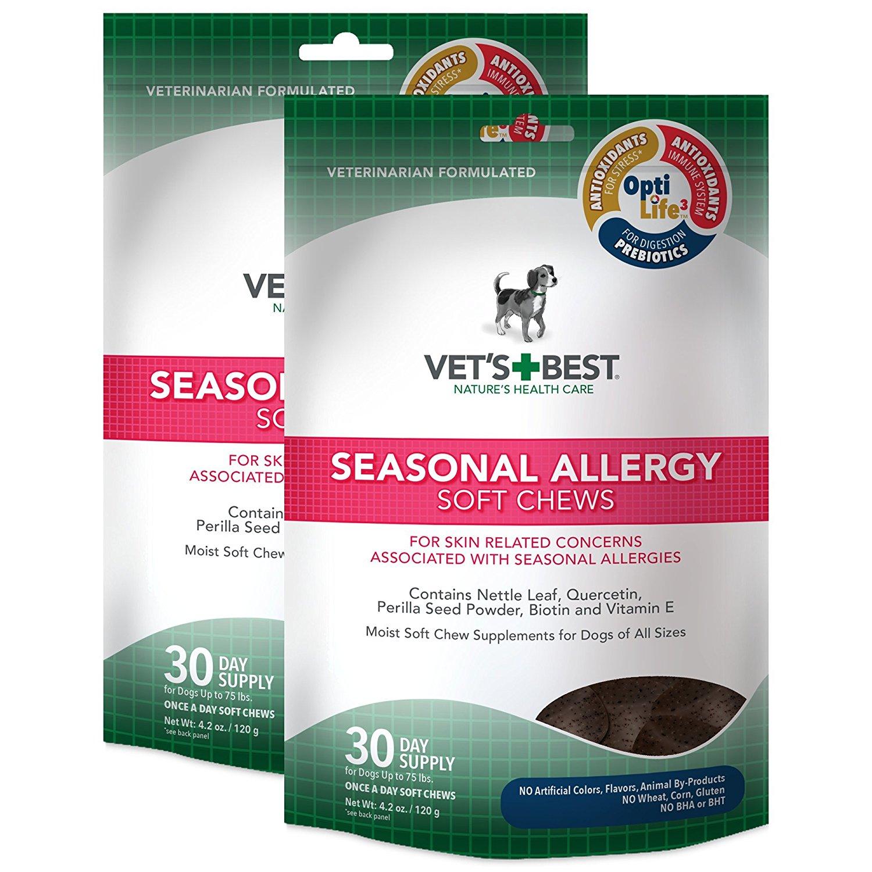 Vet's Best Seasonal Allergies in Dogs