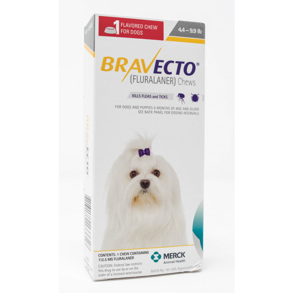 Bravecto Flea and Tick medicine for Dogs