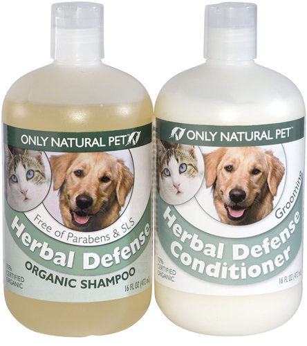 Only Natural Herbal Defense Shampoo and Conditioner