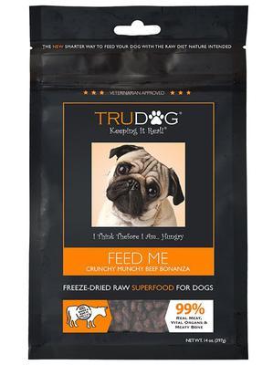 Tru Dog Feed Me