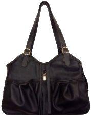 Petote metro couture pet carrier bag